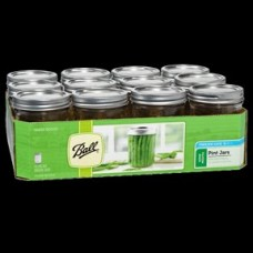 Ball Jars WM Pint 16oz Jar